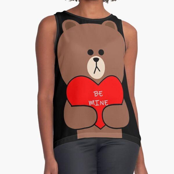 Robust Creative Famili Bear Grampa Bear Vintage Fathers Day Black Tank Top