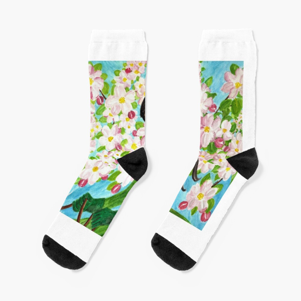 Princess Precious - In the Spring - Scarf and Clothing Socks