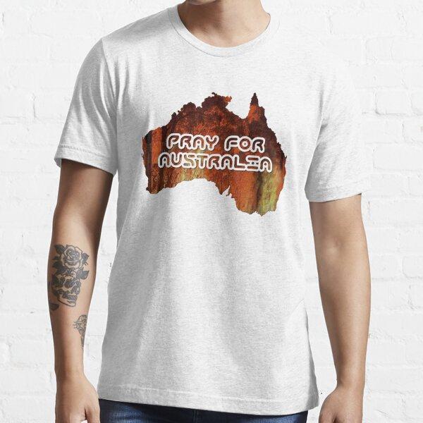 Pray For Australia Essential T-Shirt