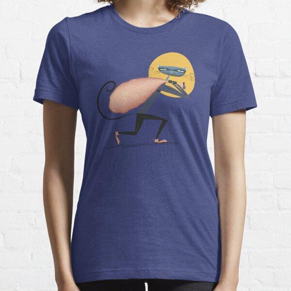 Cat Burglar Essential T-Shirt
