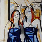 Sisters by © Pauline Wherrell
