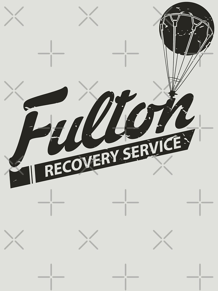 Fulton Recovery Service - Damaged | Unisex T-Shirt