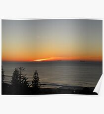 Crack of Dawn (Wollongong) NSW Poster