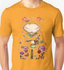 Little Green Teapot TShirt by Karin Taylor T-Shirt