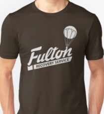 Fulton Recovery Service - White Unisex T-Shirt