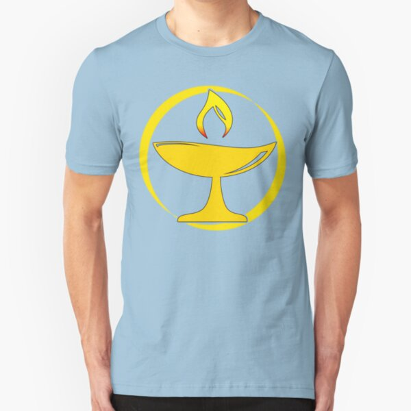 Arty Chalice Slim Fit T-Shirt