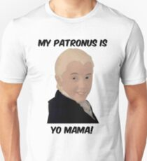 Malfoy - My Patronus Is Yo Mama T-Shirt