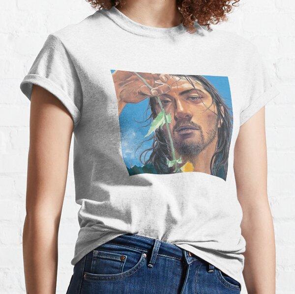 Miyamoto Musashi Vagabond Classic T-Shirt