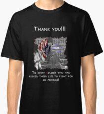 Homeless in America Classic T-Shirt