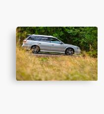 Legacy GTB Twin Turbo Canvas Print