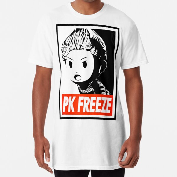 8VS - PK Freeze Logo Long T-Shirt