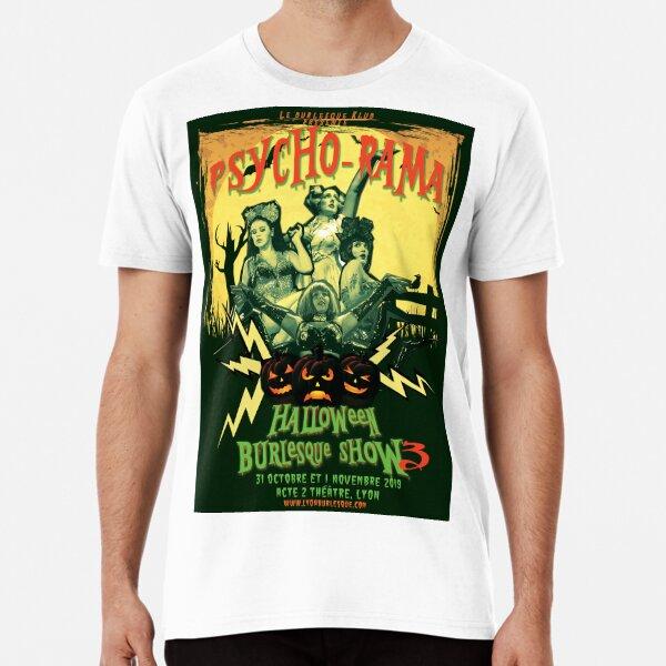 Psycho-Rama T-shirt premium