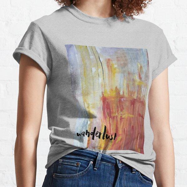 Wanderlust - Painting Classic T-Shirt