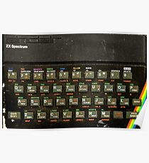 The ZX spectrum Poster