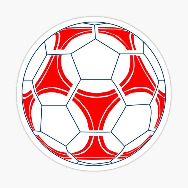 Arsenal Soccer Ball Sticker