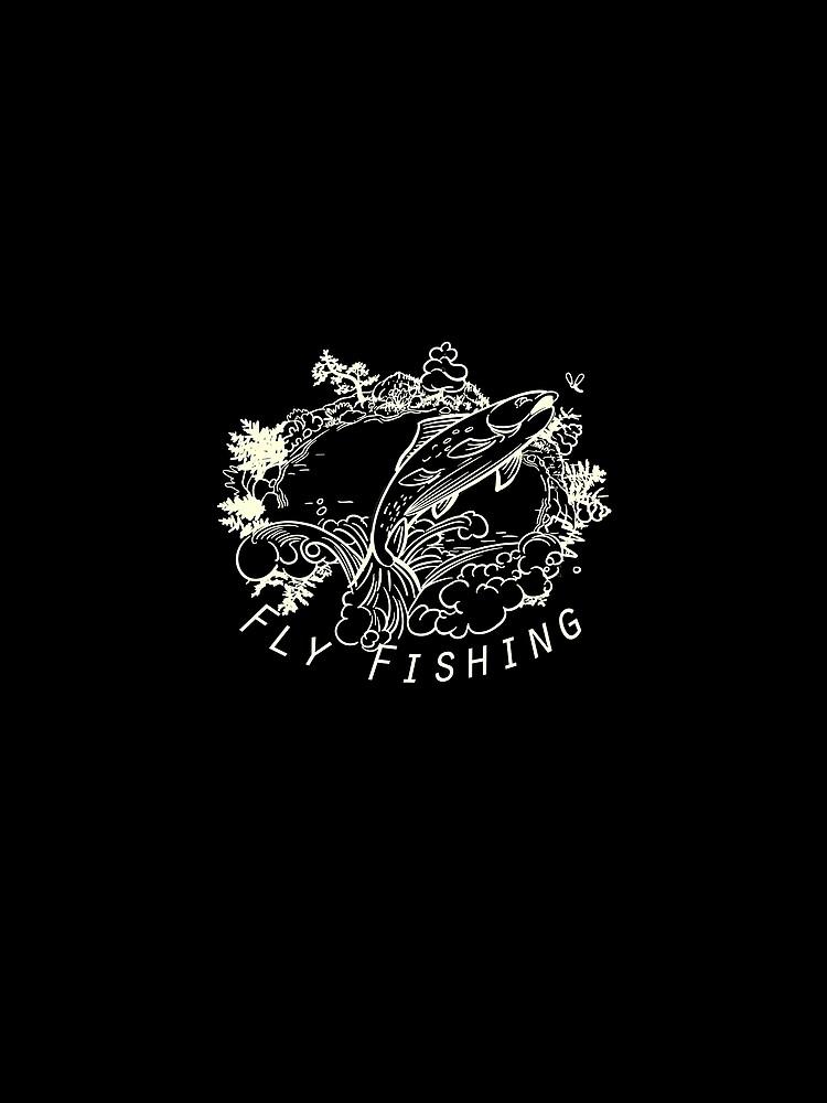 Flyfishing Dark by a-roderick