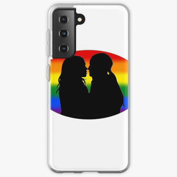 Diseño Choni - bandera LGBTQ Funda blanda para Samsung Galaxy
