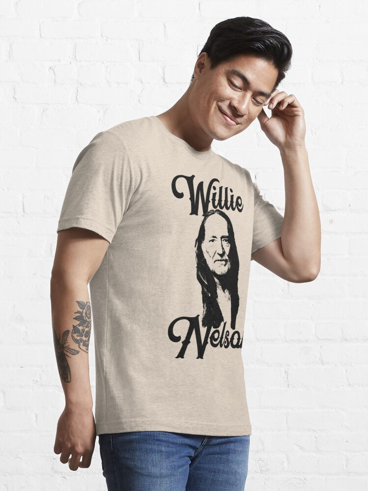 Alternate view of Willie Green Essential T-Shirt