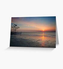 Serenity at Sunrise  Greeting Card