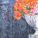 Grandma's vase by irenee