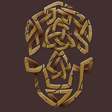 Skull 6 by pratt-face