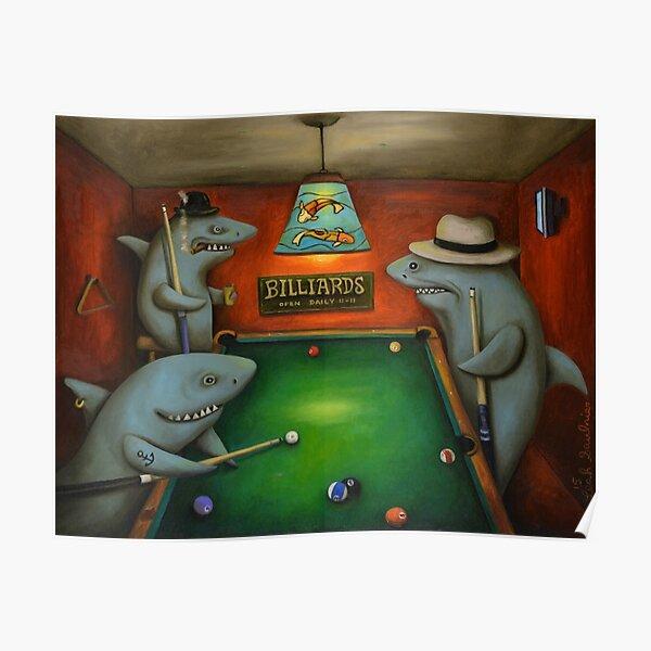 Pool Sharks Poster