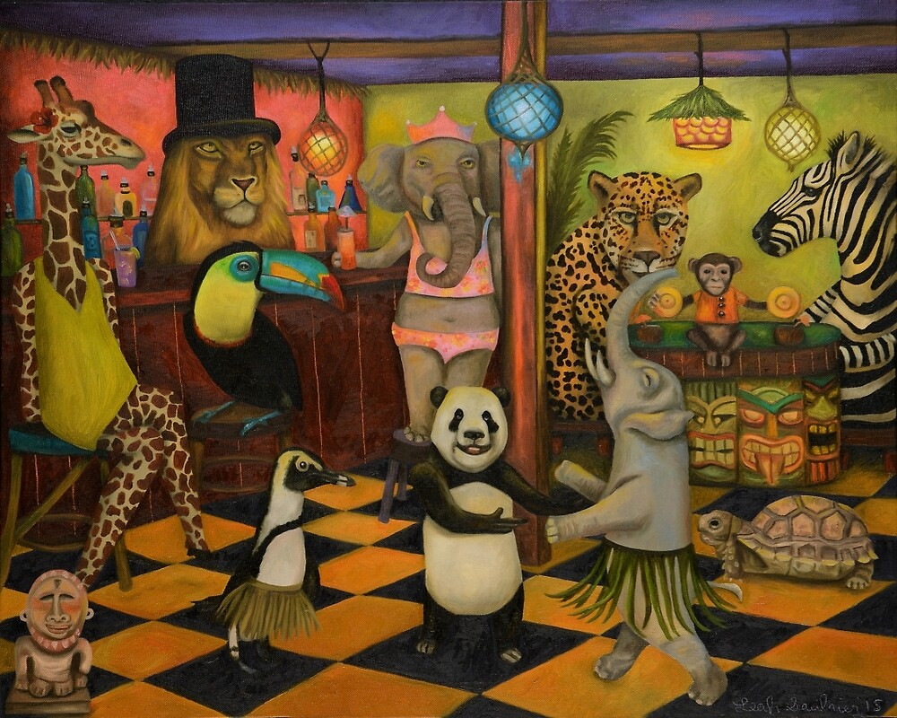 Zoobar by LeahSaulnier