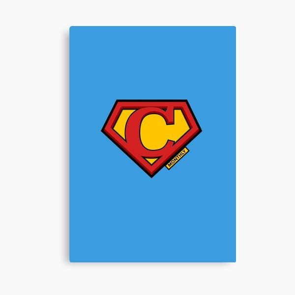 Super Commander Poster Canvas Print