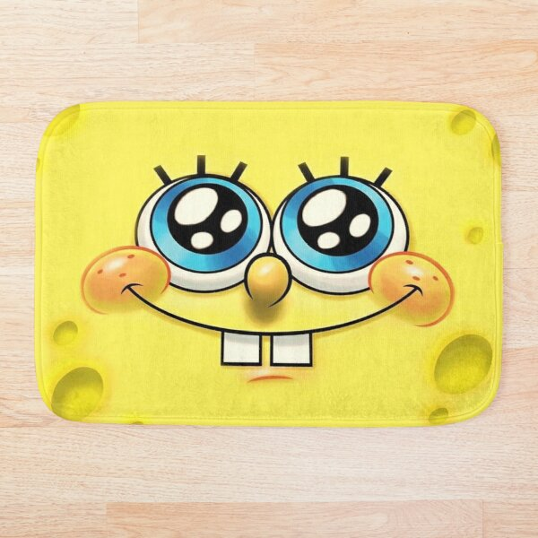 SpongeBob  Bath Mat