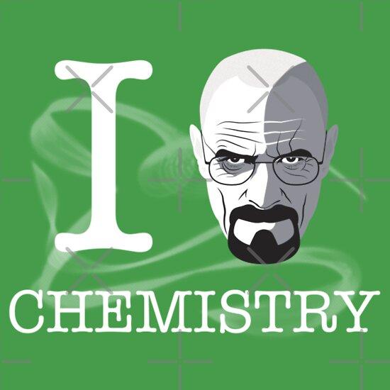 TShirtGifter presents: I Walt Chemistry