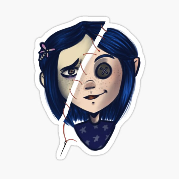Coraline Doll Gifts Merchandise Redbubble