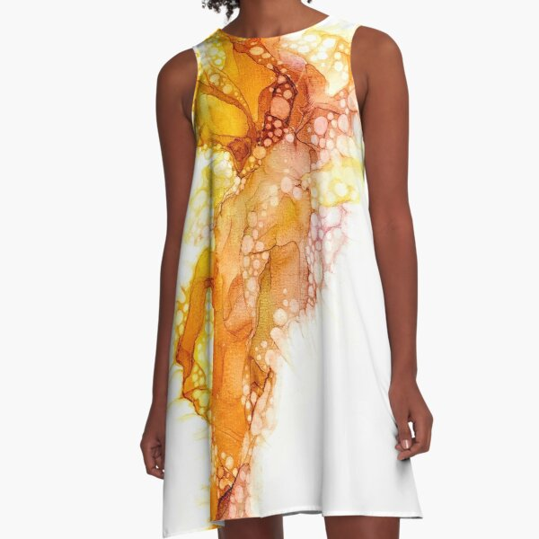 Rising A-Line Dress