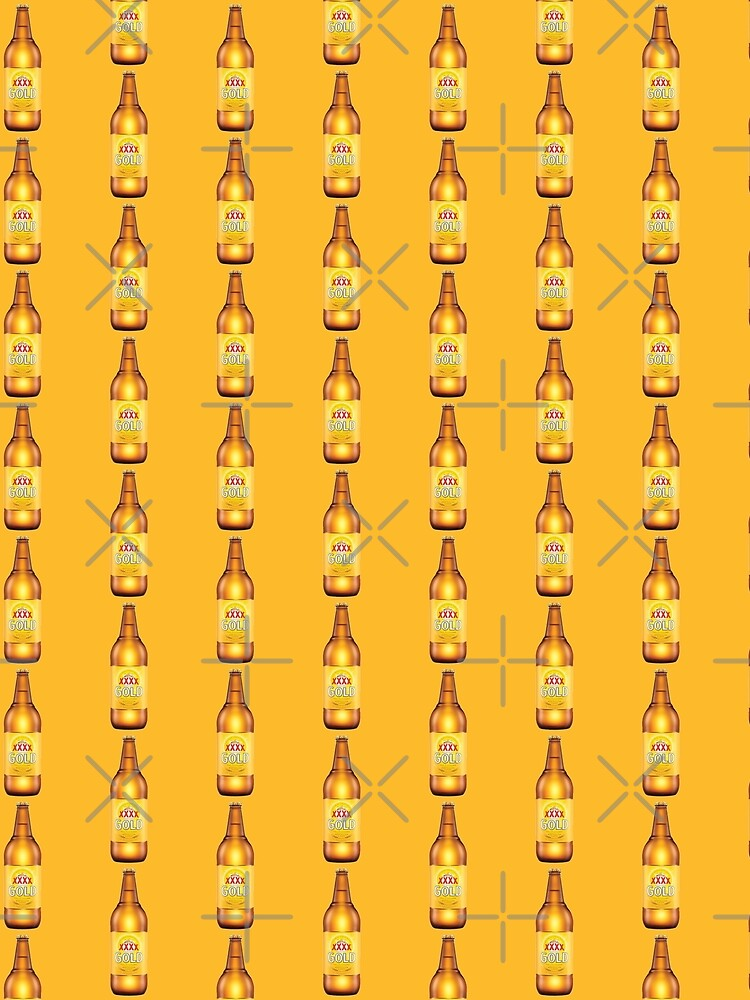 XXXX Gold Stubby by rehabtiger