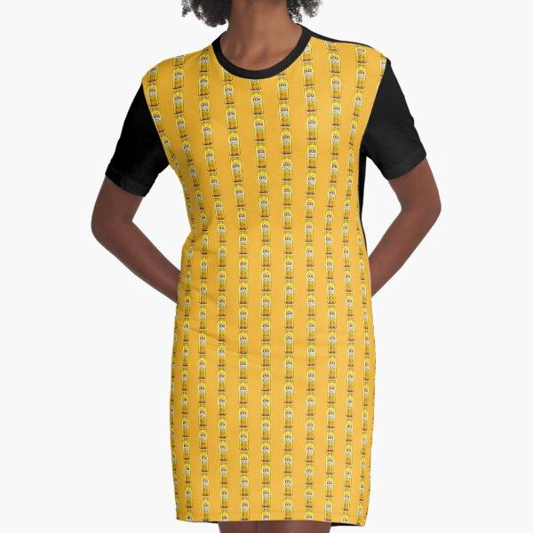 XXXX Gold Can Graphic T-Shirt Dress