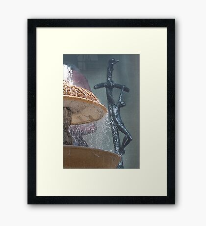 Water of Life Framed Print
