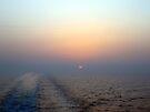 Mediterranean Sunset by Jessica Liatys