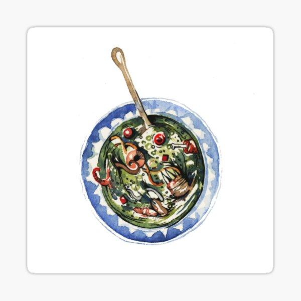 soup Sticker