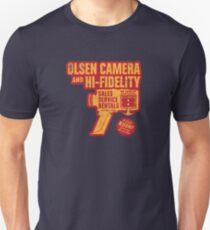 Olsen Camera T-Shirt