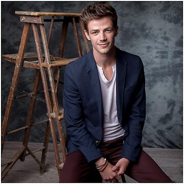GRANT GUSTIN 2015 | The Flash by mustang1
