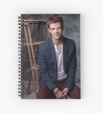 Cuaderno de espiral GRANT GUSTIN 2015 | El flash