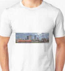 Panorama shot of Tampa, Florida Unisex T-Shirt