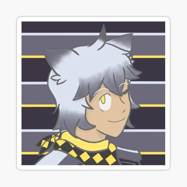 Dex doin a ;)  Sticker