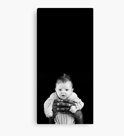 Safe in your hands Canvas Print