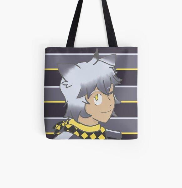 Dex doin a ;)  All Over Print Tote Bag