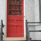 Red door by Mannabelles