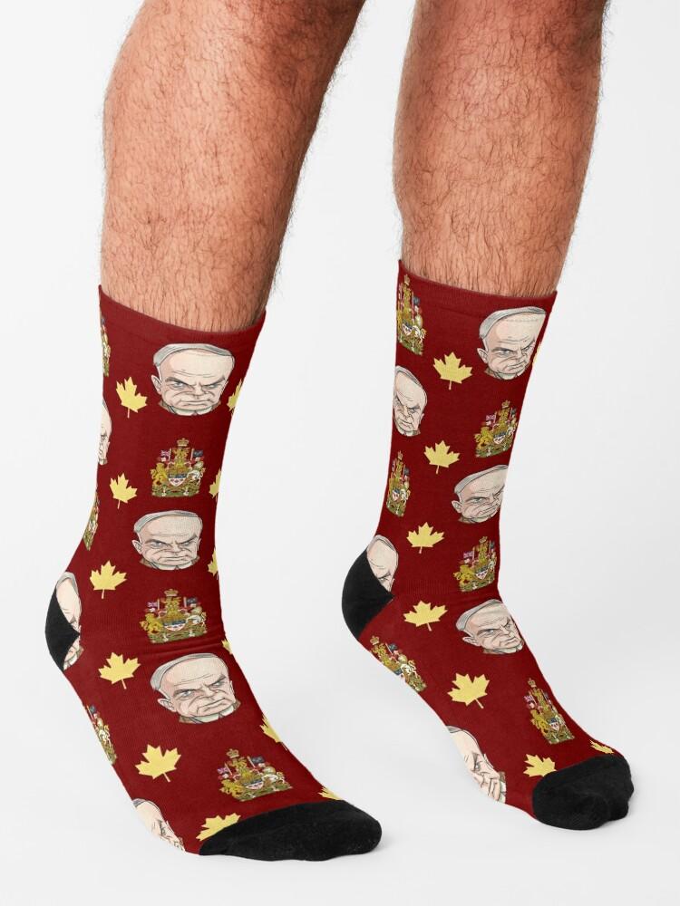 Alternate view of William Lyon MacKenzie King Socks
