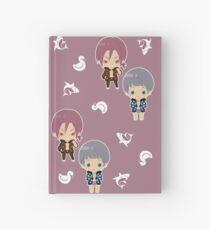 Rintori - Polkadot Pattern Hardcover Journal