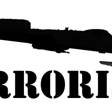 I A-10 Terrorists by LoneSheepdog