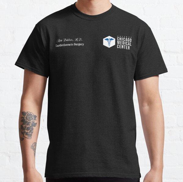 CHICAGO MED - AVA BEKKER - SCRUBS - CARDIOTHORACIC SURGERY Classic T-Shirt