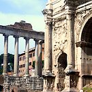 Ancient Rome by Jessica Liatys